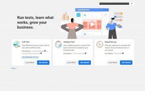 a/b testen facebook ads